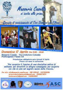 Locandina 17 Aprile Masseria Casella