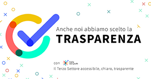 La Coccarda della Trasparenza