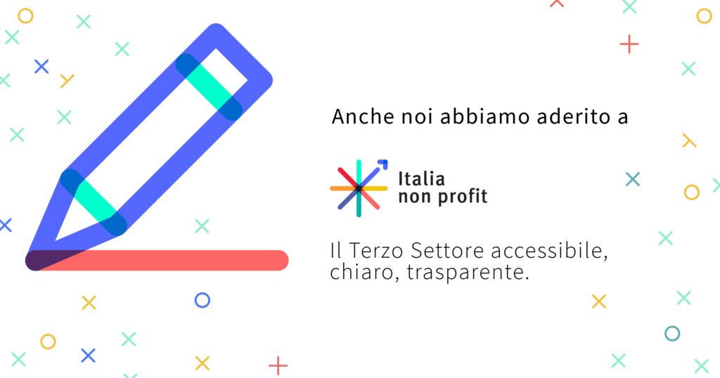 coccarda Italia non profit 2
